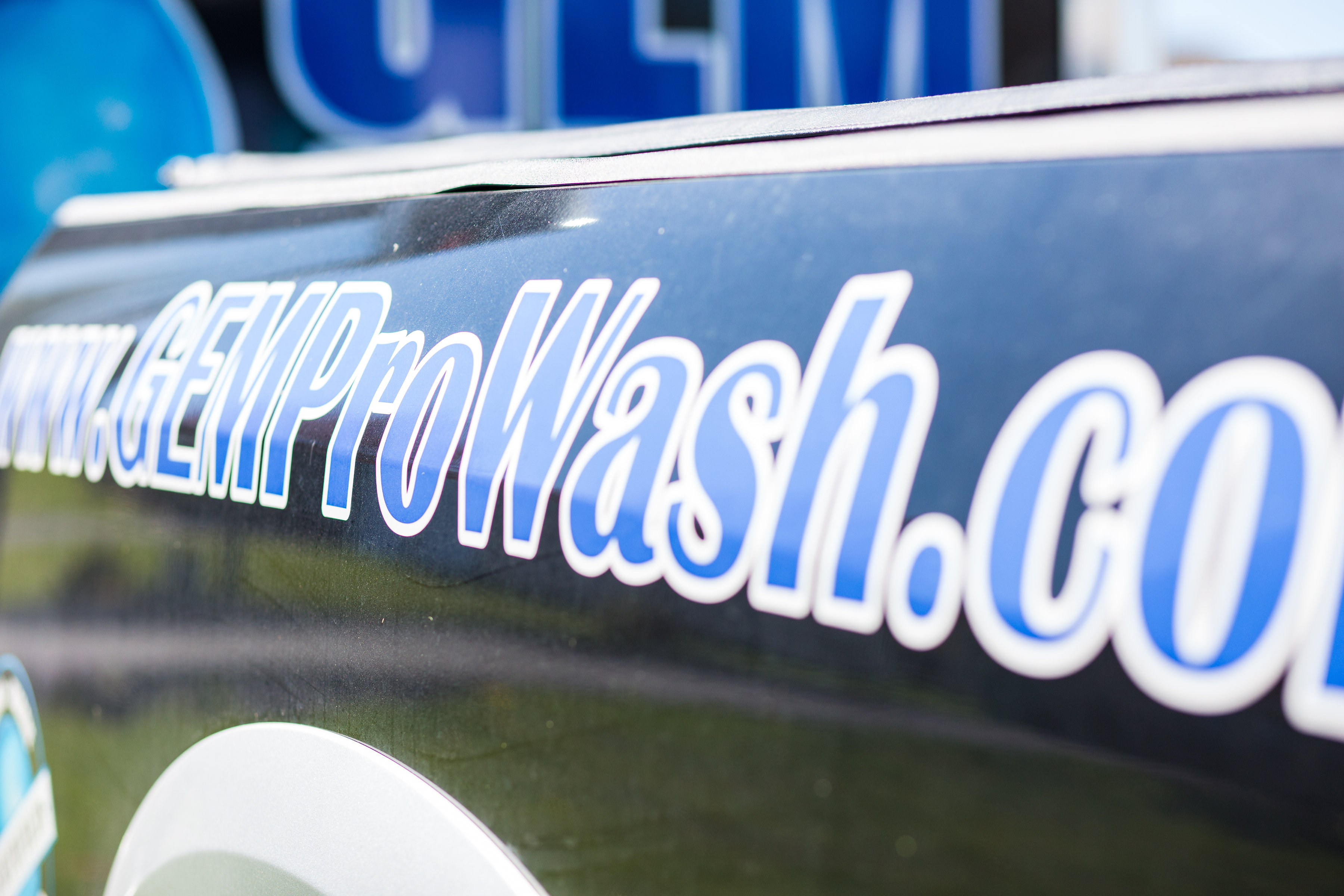 GEM Pro Wash professional power washing Chambersburg and Greencastle PA